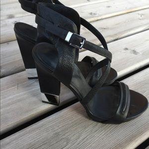 Marciano Slim Block Heels